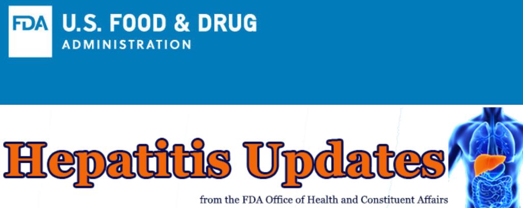 FDA Hepatitis Updates - MAVYRET Treatment Duration, Overall