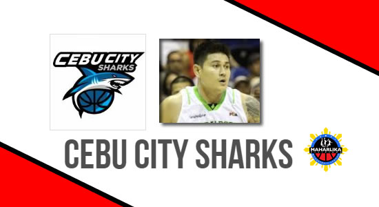 LIST: Cebu City Sharks Roster 2018 MPBL Anta Datu Cup