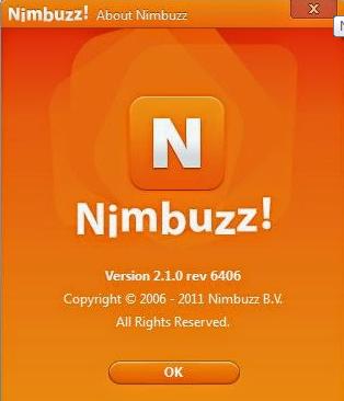 تحميل برنامج الدردشة نيمبز للكمبيوتر Nimbuzz for computer برابط مباشر