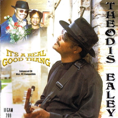 Chitlins, Catfish and Deep Southern Soul: Theodis Ealey ...
