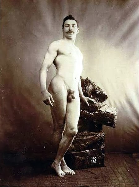 Arthur schulz nude male photographs