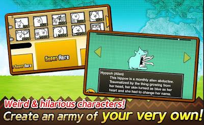 The battle cats mod apk latest version