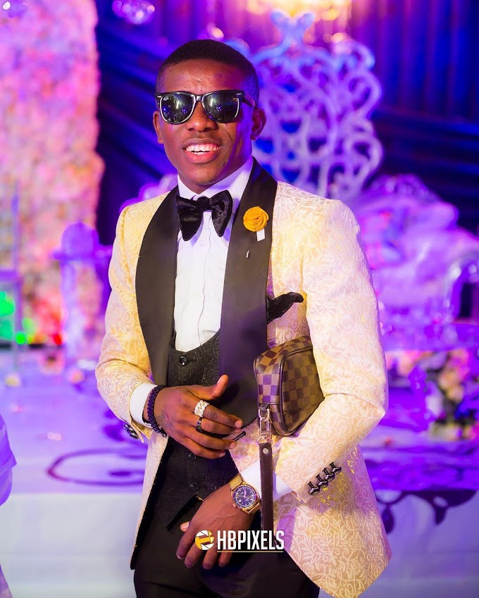 Nigeria singer,Small Doctor revealed why he went to the prison
