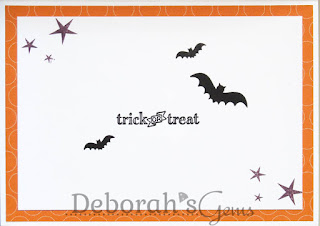 Happy Halloween inside - photo by Deborah Frings - Deborah's Gems