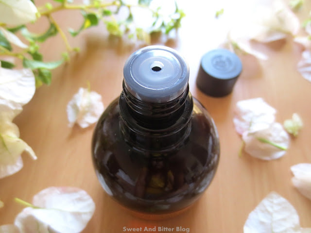 The Body Shop Spa of the World POLYNESIAN MONOI Radiance Oil
