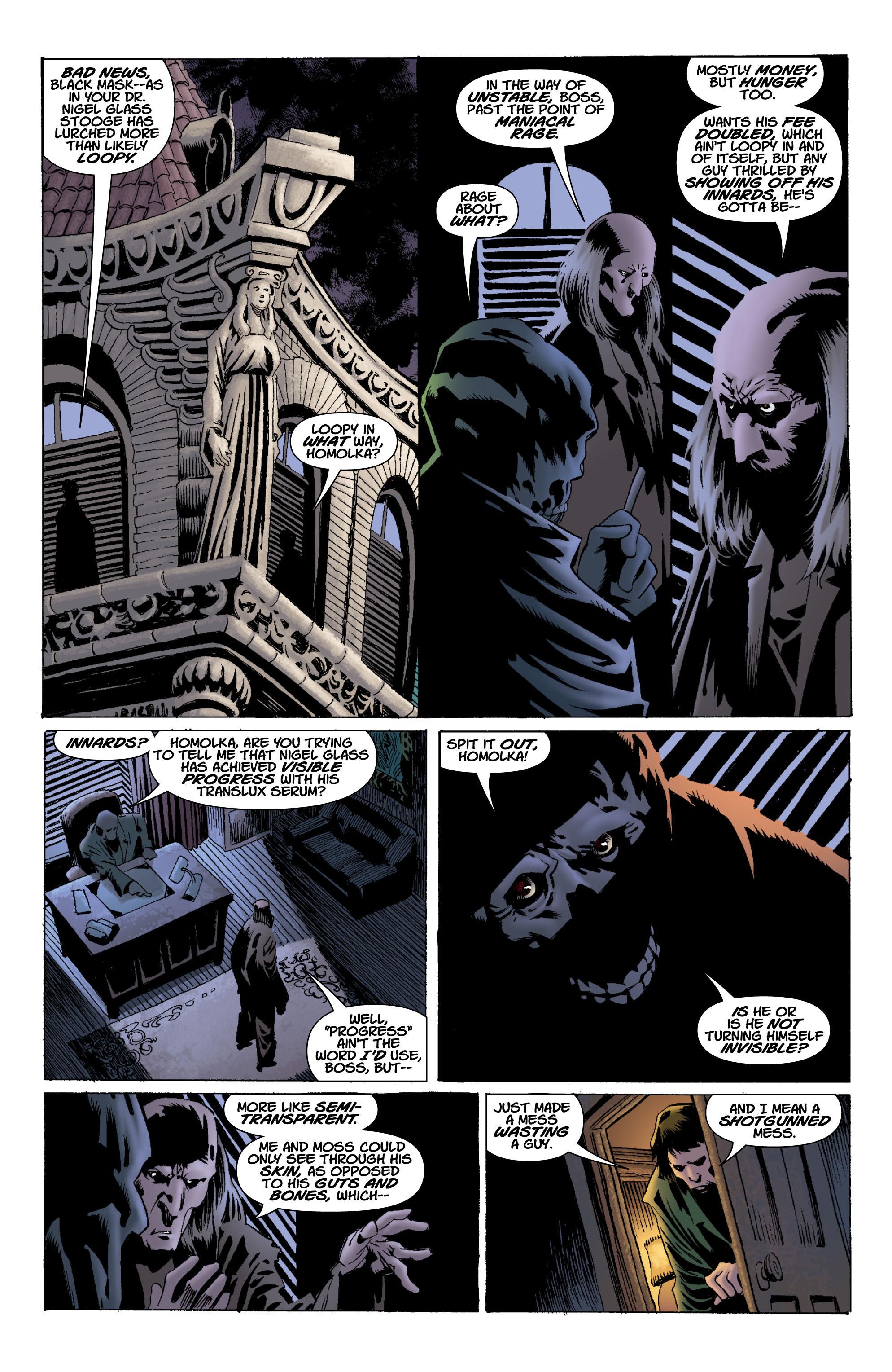 Read online Batman: Unseen comic -  Issue #2 - 5