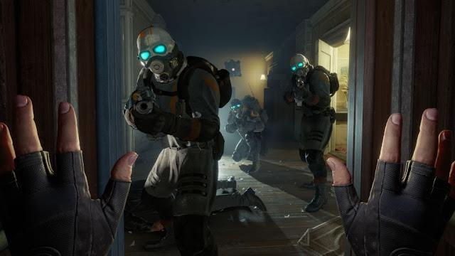 Half-Life: Alyx çıkış tarihi 23 Mart!