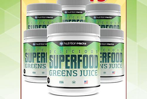 (ID:14930 ) Superfood Greens Health