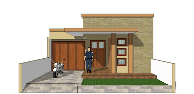 small house plan 08