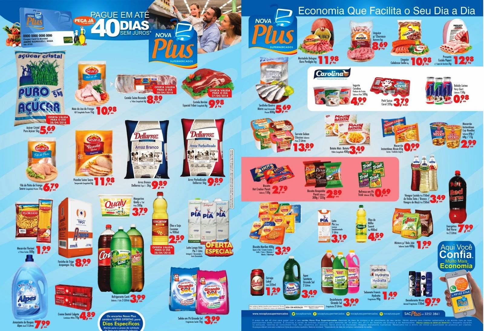 Jornal Catugi   Confira e aproveite as Ofertas especiais da Casa Pereira 229bfdecb21