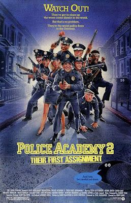 Xem Phim Học Viện Cảnh Sát 2 - Police Academy 2: Their First Assignment