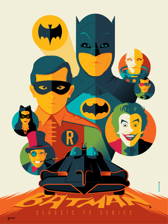 Mid Century Art Tom Whalen