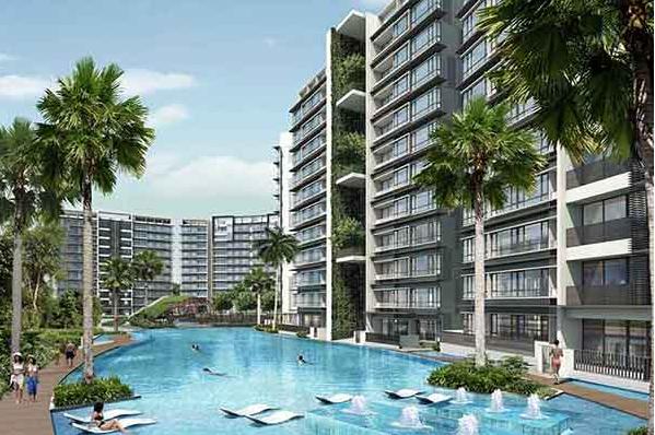 Dnest @ Pasir Ris Grove Pool
