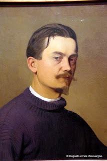 Autoportrait : Félix Valloton