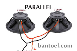 Kelebihan Dan Kekurangan Speaker Yang Di Parallel
