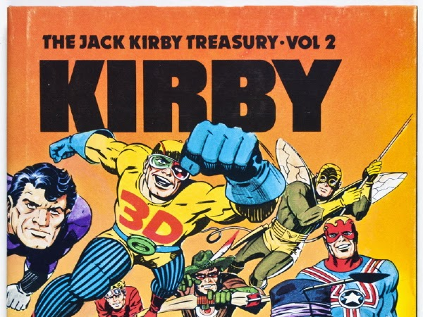 The Jack Kirby Xeroxes Episode