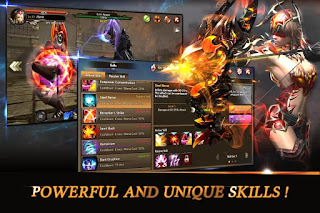 Heroes of the Rift v2.0.0.8 Apk (Mod Damage)