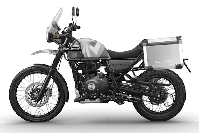Royal Enfield Himalayan Sleet png