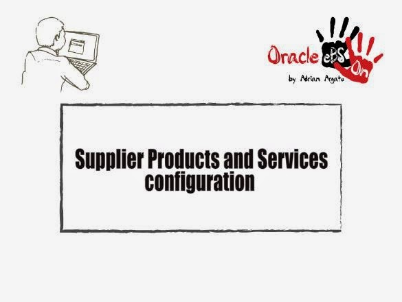 Oracle EBS Hands-on: How to Assign Products and Services