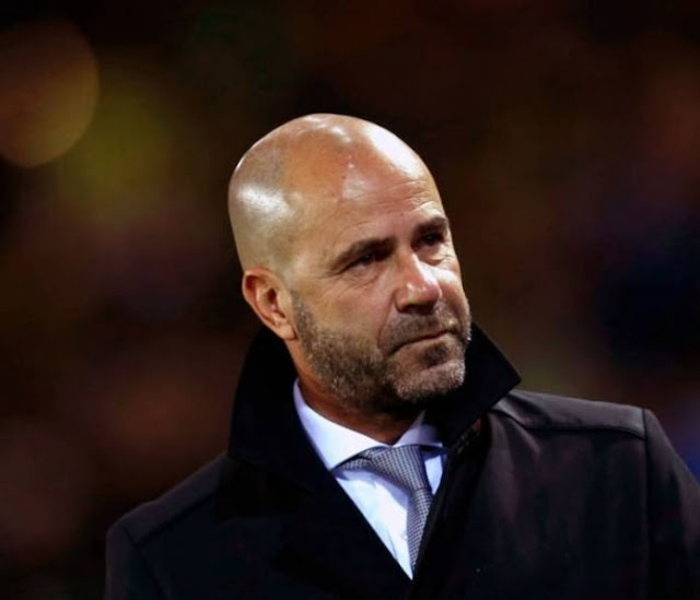 Bayer Leverkusen confirm Peter Bosz as new boss