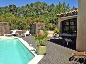 Villa to rent in Pezenas