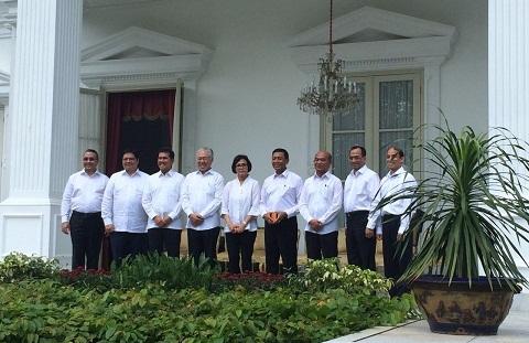Reshuffle Kabinet Kerja Jilid II, Ini Nama-Nama Menteri Baru dan Yang Bergeser Posisi