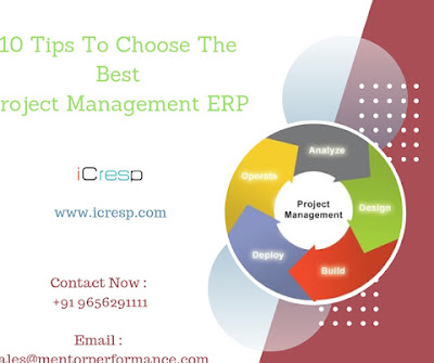 10 Tips To Choose The Best Project Management ERP