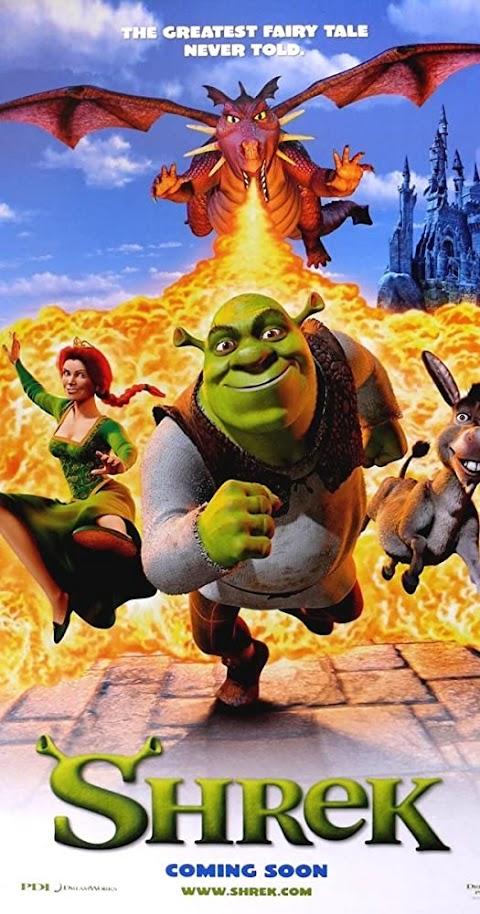Shrek Dubluar ne shqip
