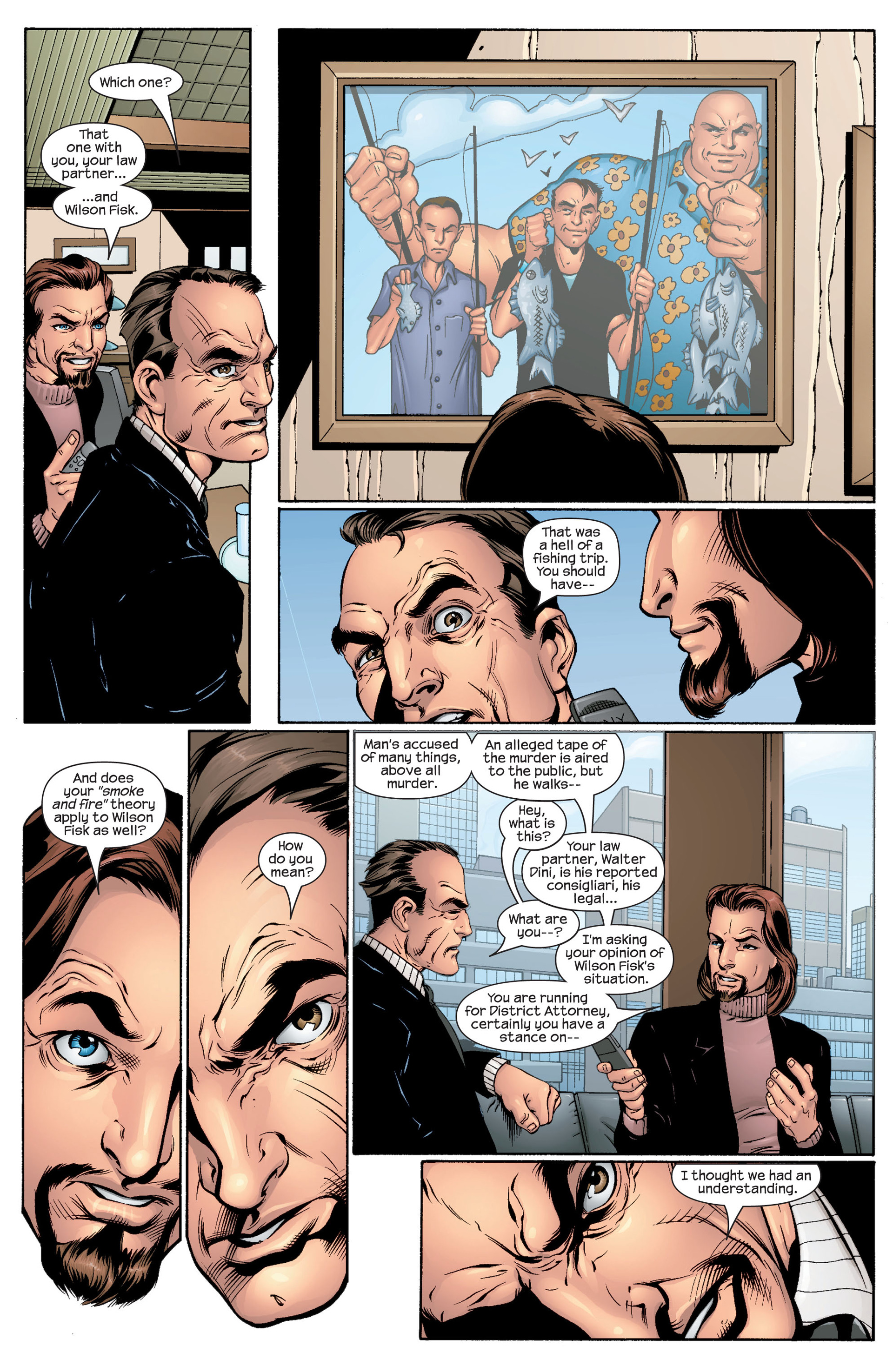 Read online Ultimate Spider-Man (2000) comic -  Issue #48 - 17