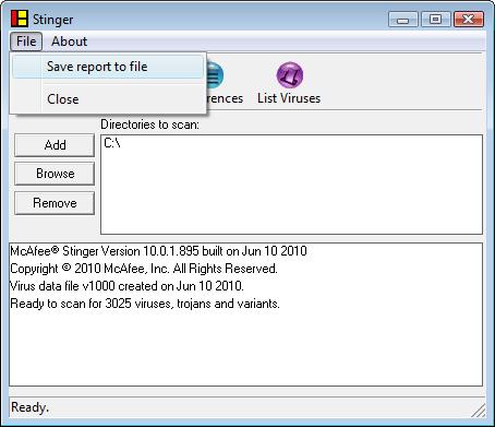 Download McAfee Stringer Free Antivirus for Windows / MAC Offline Installer   McAfee Stringer 12.1.0.2150