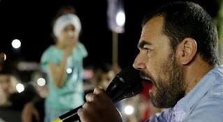 مظاهرة بالدار البيضاء المغربية للمطالبة بإطلاق سراح قادة حركة الحراك