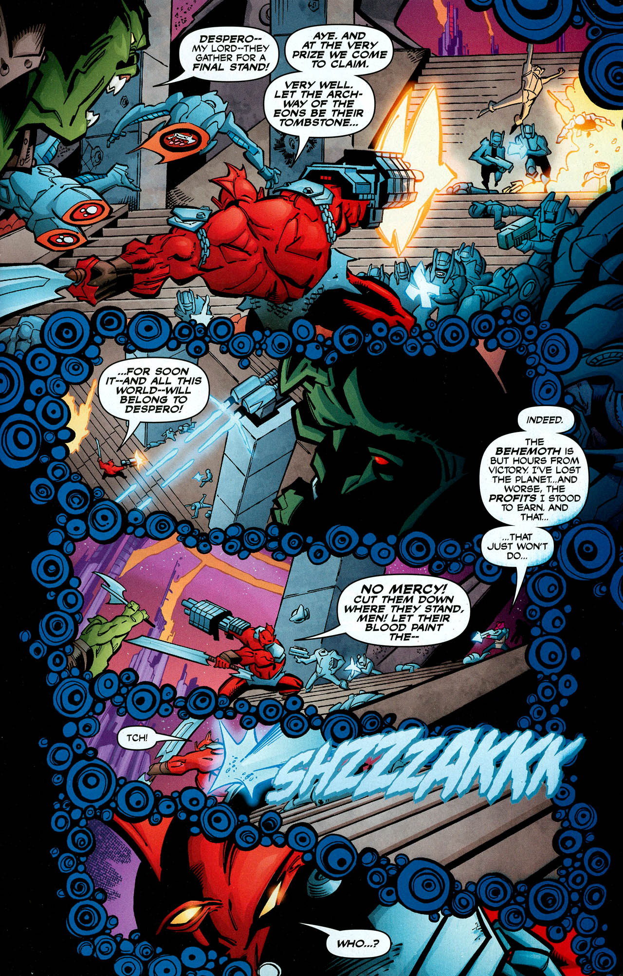 Read online Trinity (2008) comic -  Issue #4 - 23