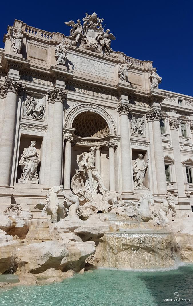 Fontana di Trevi por Sonrisa en Espejo 06