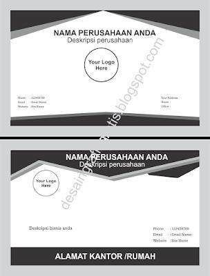 desain-grafis-template-kartu-nama-hitam-cdr