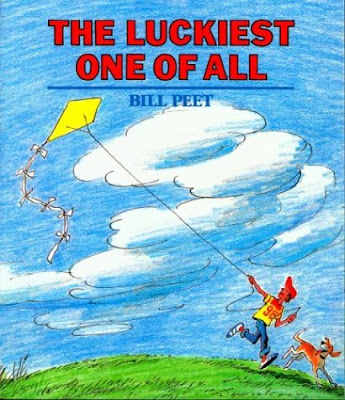 The Luckiest One Of All, part of Bill Peet book review list and resources