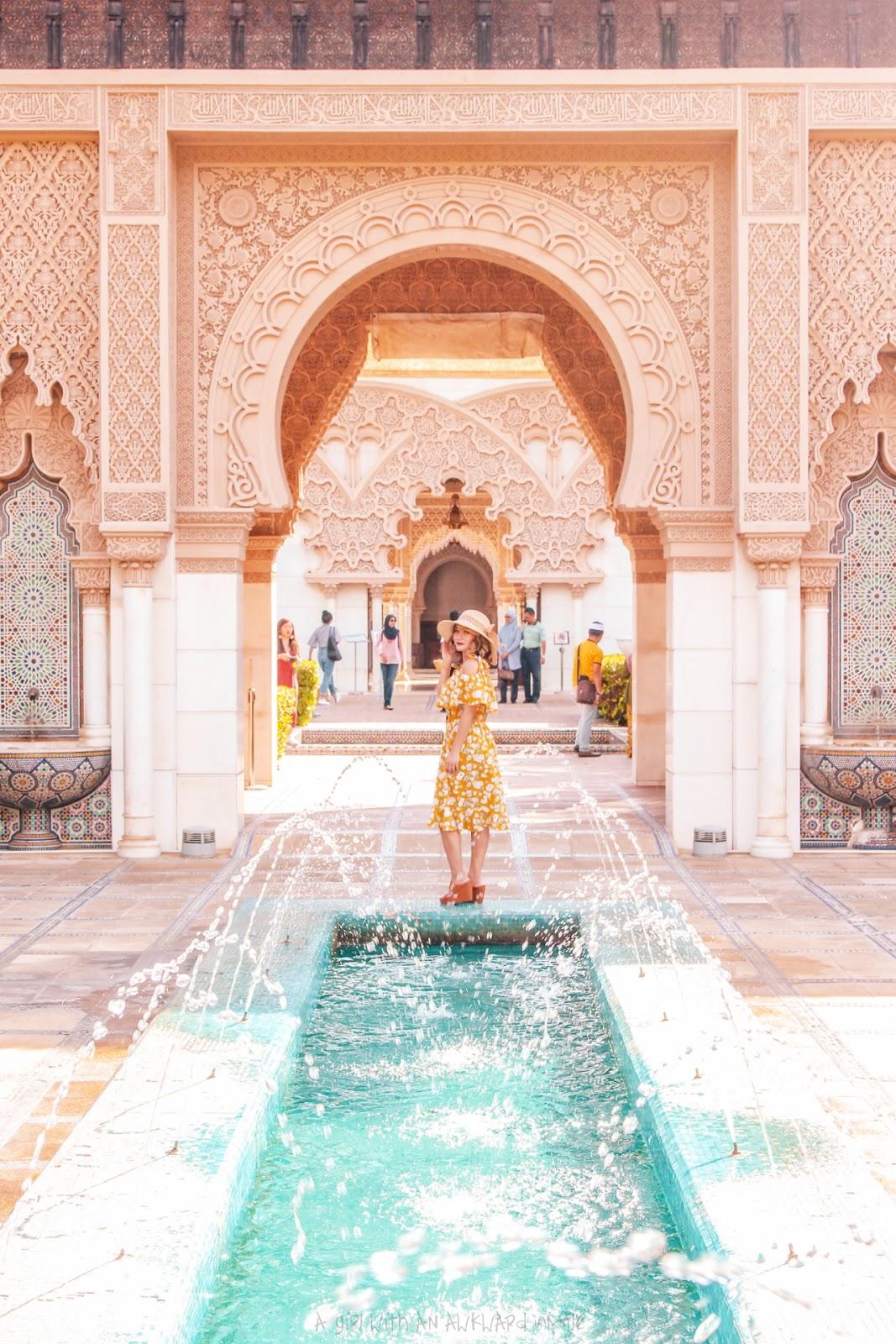 Moroccan Pavilion Putrajaya (Astaka Morocco)