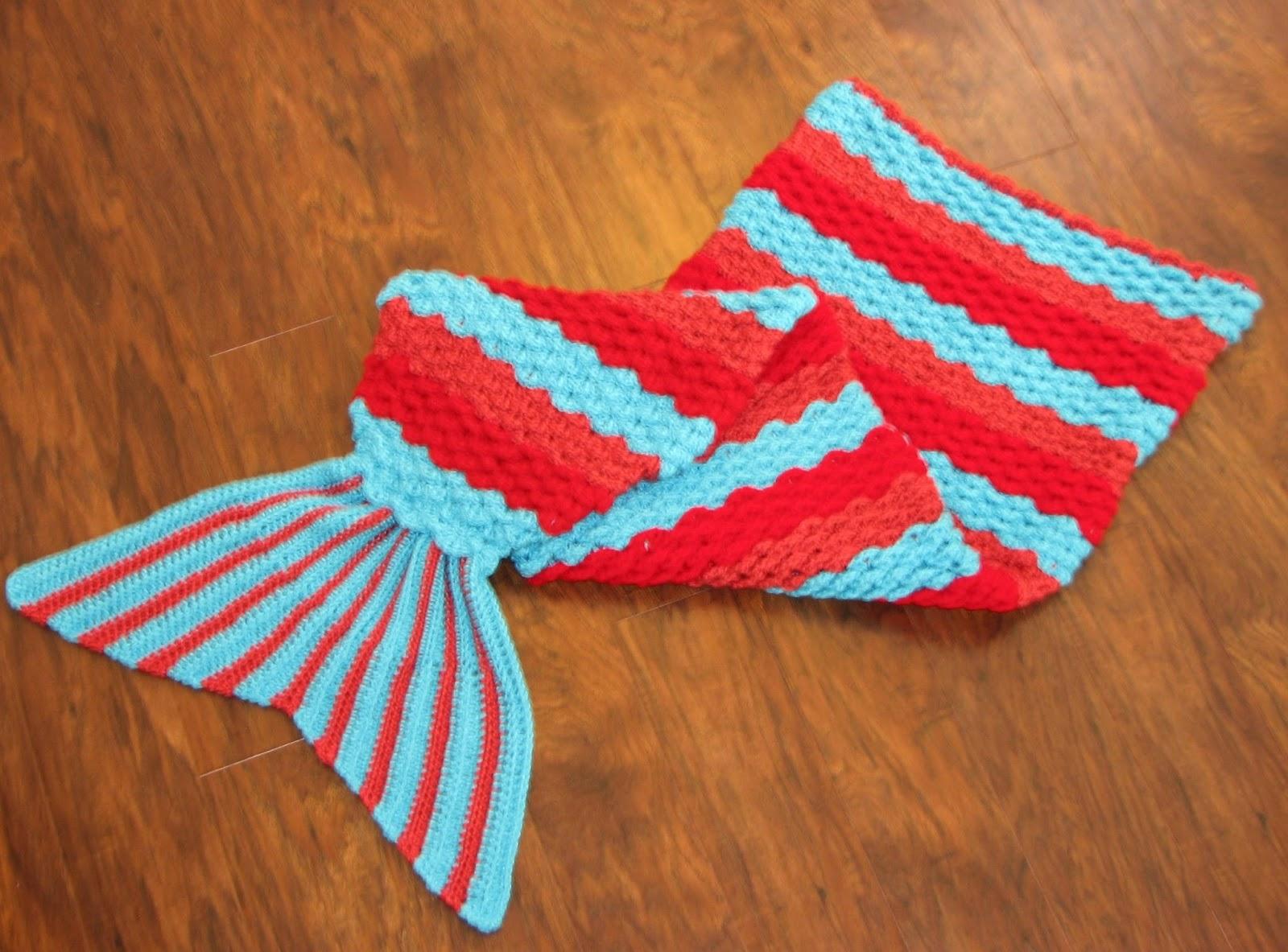 Creative Crochet By Becky Crochet Mermaid Tail Afghan Blanket