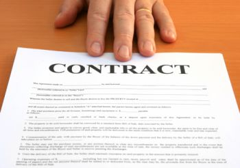 Richmond fishburne 39 s legal blog oral versus written for B b contract