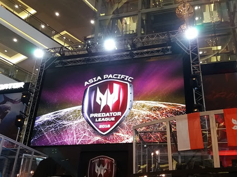 8 Tim dari 8 Negara Bertarung pada Grand Final APAC Predator League 2018