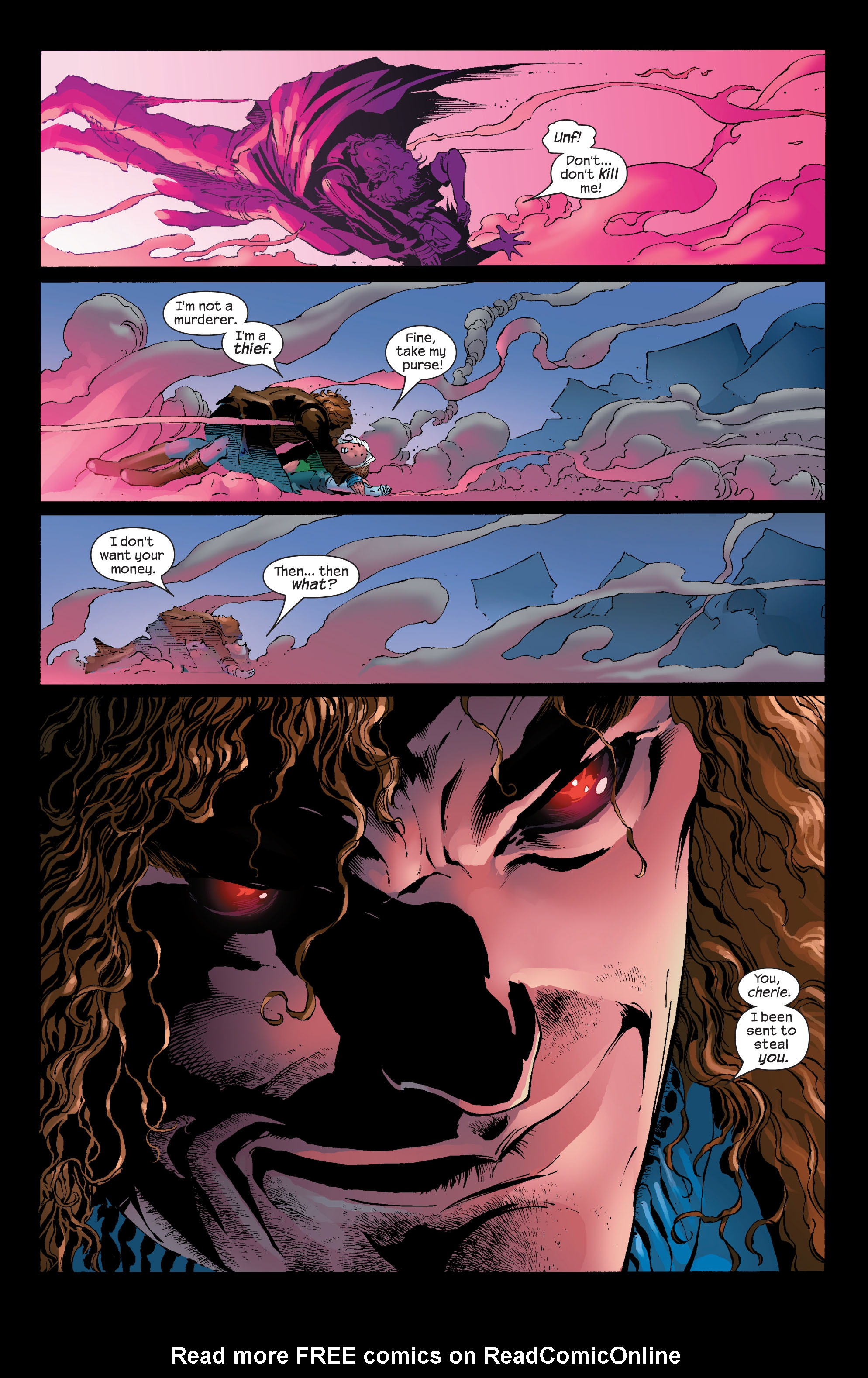 Read online Ultimate X-Men comic -  Issue #50 - 24