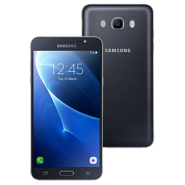 Celular Smartphone Dual Chip Galaxy J7 Metal 2016 Samsung - PRETO