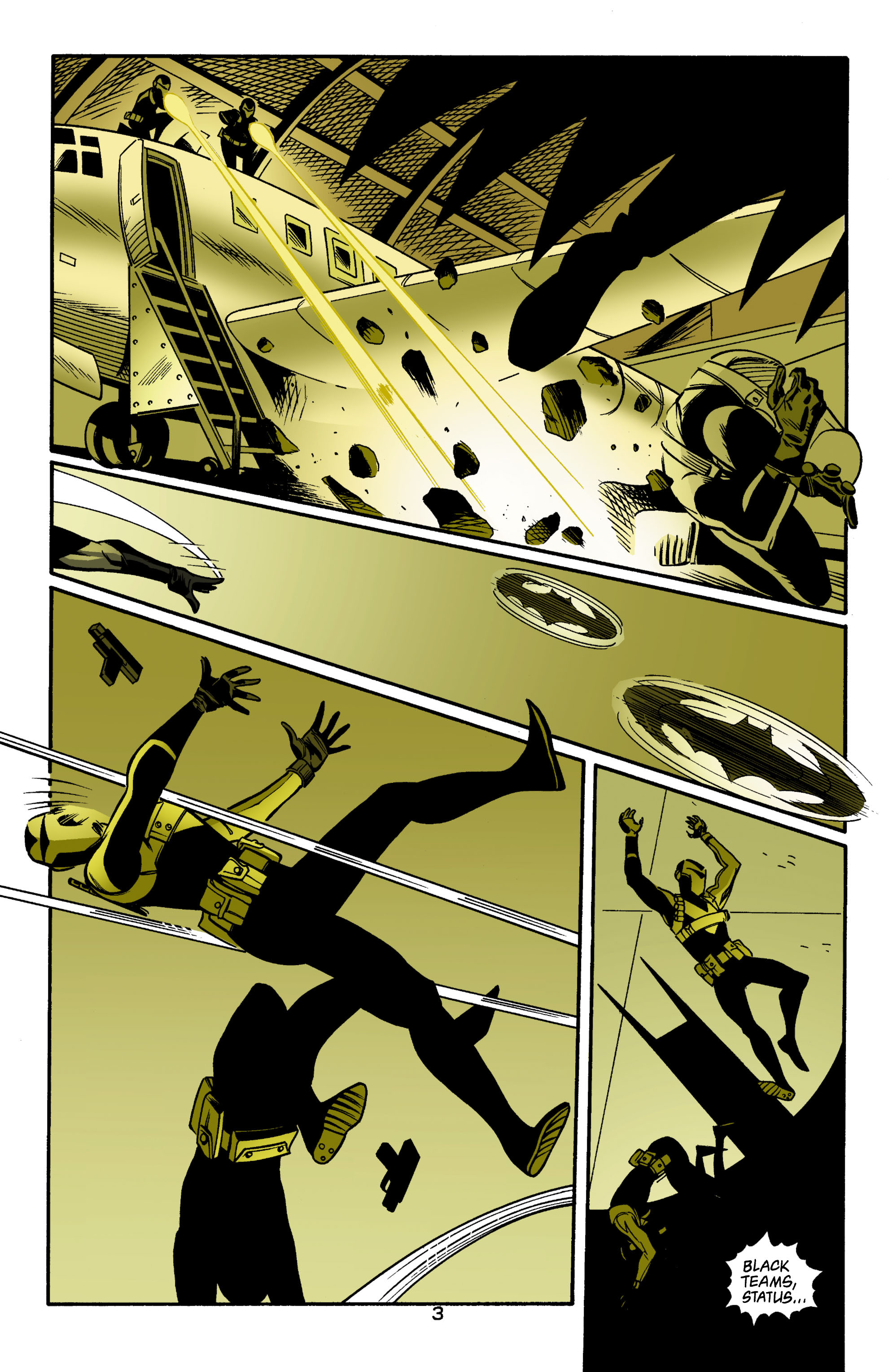 Detective Comics (1937) 775 Page 3