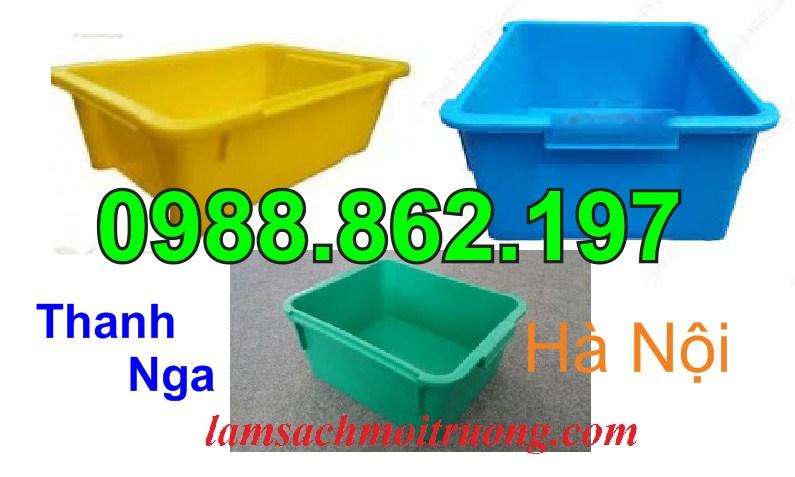 www.123nhanh.com: Khay nhựa đựng linh kiện A3, thùng nhựa đặc, sóng nhựa b