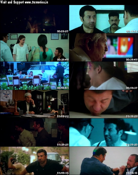 Ghayal Once Again 2015 Hindi DVDScr 700mb Audio Cleaned