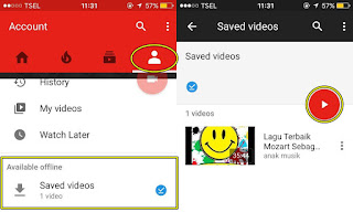 Cara Download Video Youtube Di iPhone Gratis Terbaru