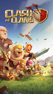 theme clash of clans