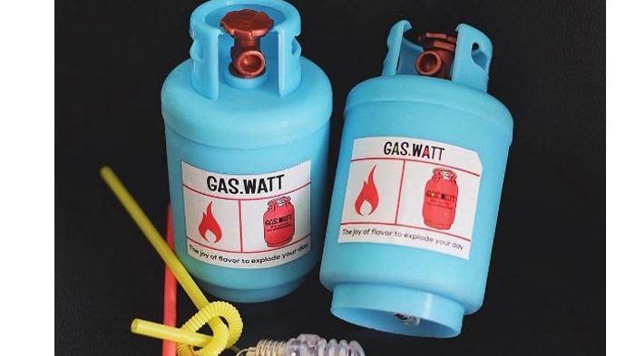 gambar minuman gas watt