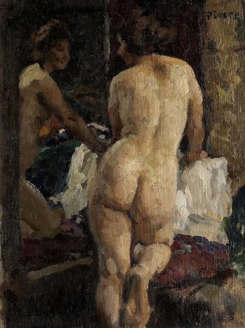 Paul Paede: Allo specchio