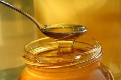 Masque au miel et aux carottes pour peau flasque