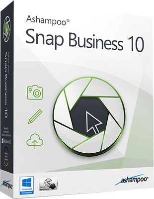 Ashampoo Snap Business 10.0.3 poster box cover
